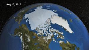 北極年內恐無冰 10萬年來首次