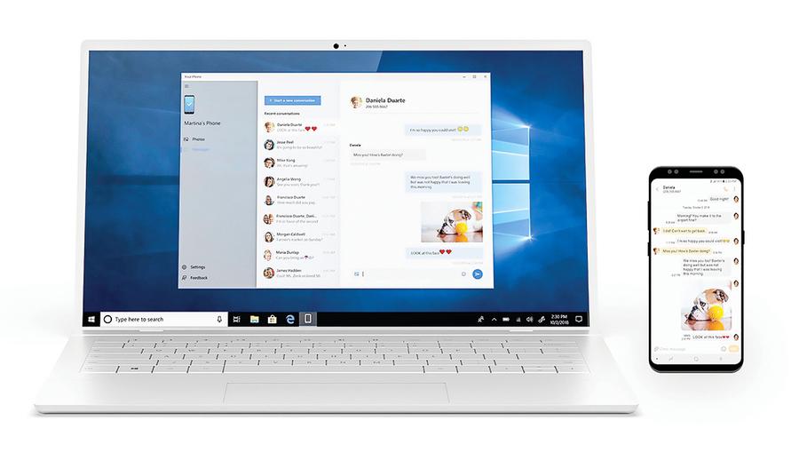 Windows 10新升級 聚焦行動設備  與安卓互動更緊密