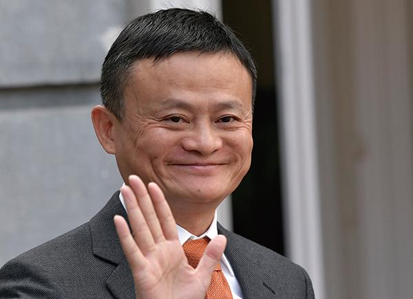 馬雲再登大陸首富