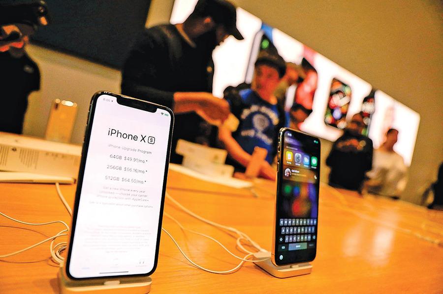 拍照太美 無法充電 iPhone XS遭北美用戶詬病投訴
