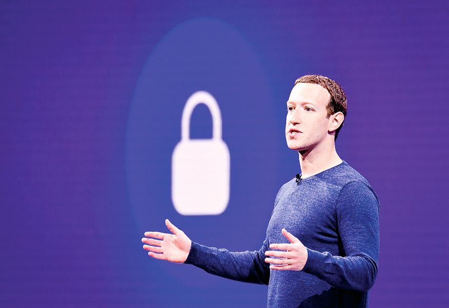 五千萬Facebook登錄資料被盜 朱克伯格也未倖免