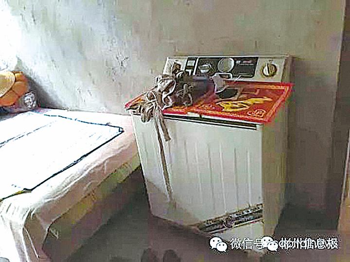 陝西安康副市長李建民出差猝死, 中共官媒展示其「破舊」的家以表其 「清廉」,引發廣泛質疑。( 網絡圖片)