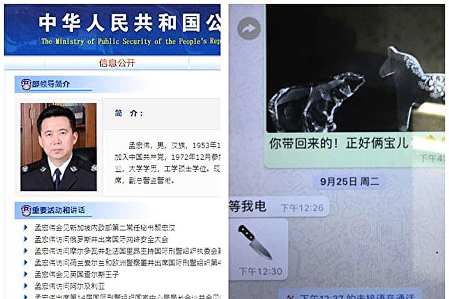 孟宏偉妻子國際上高調發聲 引華人熱議