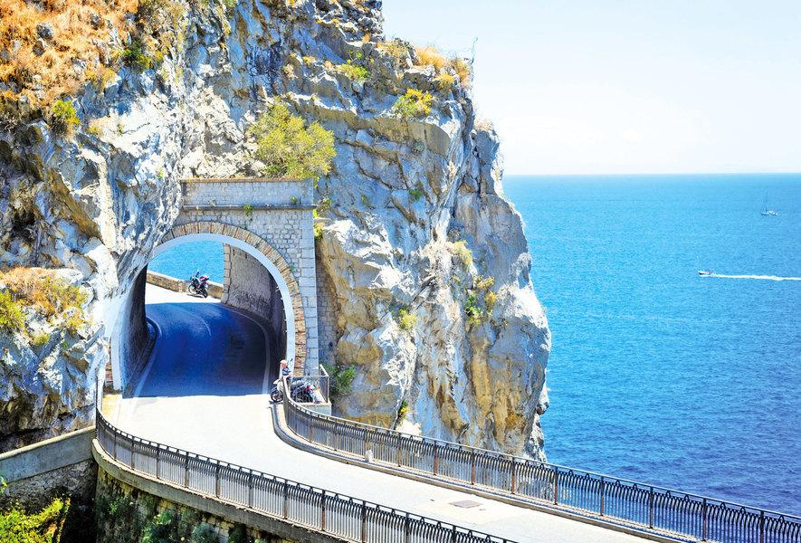 沿意大利阿馬爾菲海岸自駕遊 賞全球最美景觀