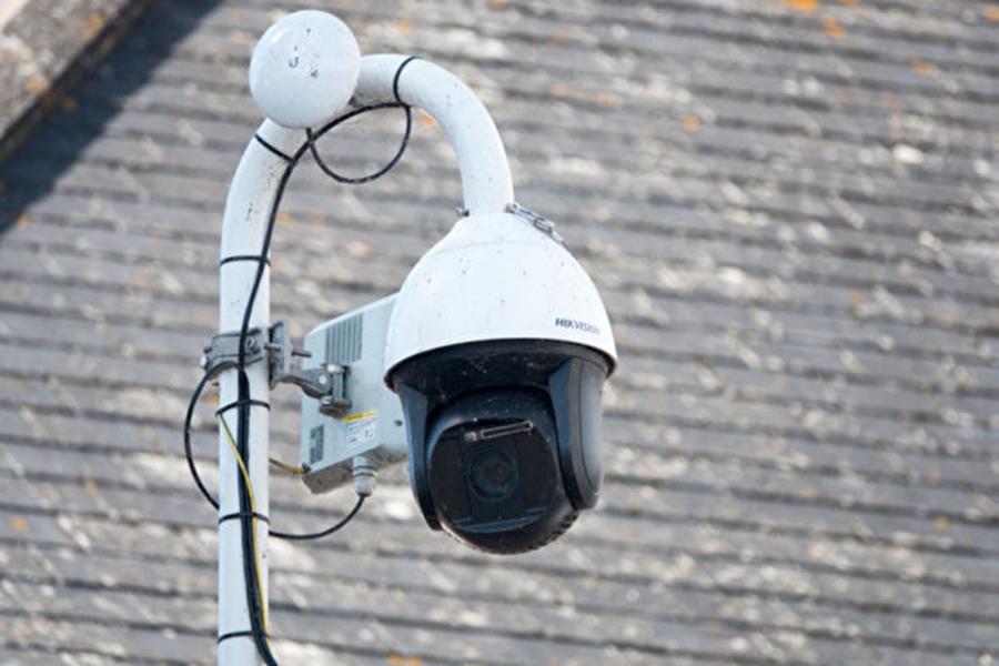 紐西蘭Newsroom新聞網報道說,被美國和澳洲政府禁止使用的中國海康威視(Hikvision)攝像鏡頭,目前正被新西蘭的商業、創新和就業部(MBIE)以及地方議會使用。(Matt Cardy/Getty Images)
