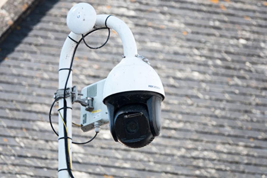 紐西蘭政府使用中國製攝像鏡頭 引媒體關注