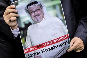 特朗普:若卡舒吉被殺將嚴懲沙特