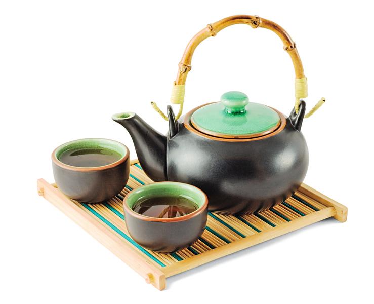 茶文化 仲秋風月說人生  盡在白露茶水中