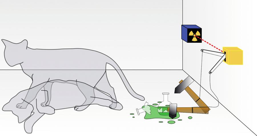 新版薛定諤貓挑戰量子理論
