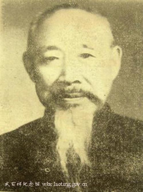 上個世紀哈爾濱「同記」商業集團創始人武百祥。(網絡圖片)