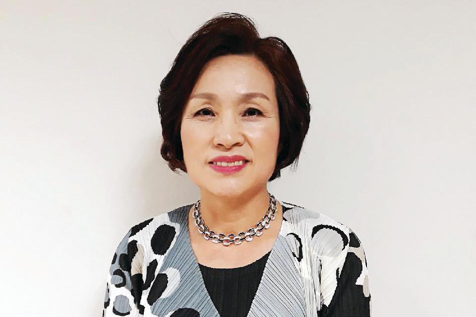 慶北大學音樂專業教授鄭海任。(鄭海任提供)