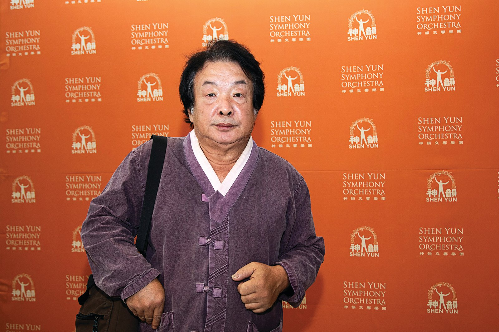 韓國詩人作家徐芝月。(全景林/大紀元)