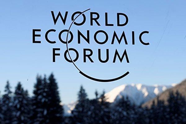 世界經濟論壇(WEF)公佈「2018年全球競爭力報告」(The Global Competitiveness Report 2018),香港排名第七,美國排名第一。(FABRICE COFFRINI/AFP/Getty Images)