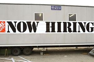 美公佈八月職缺超七百萬 帶動美股上揚