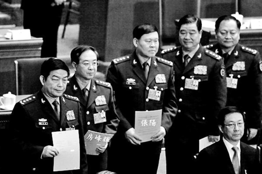 政變控制習近平傳聞疑為真 房峰輝張陽三罪引關注