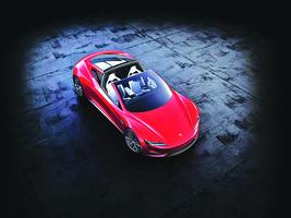 特斯拉新款Roadster 將成史上最速量產電動超跑