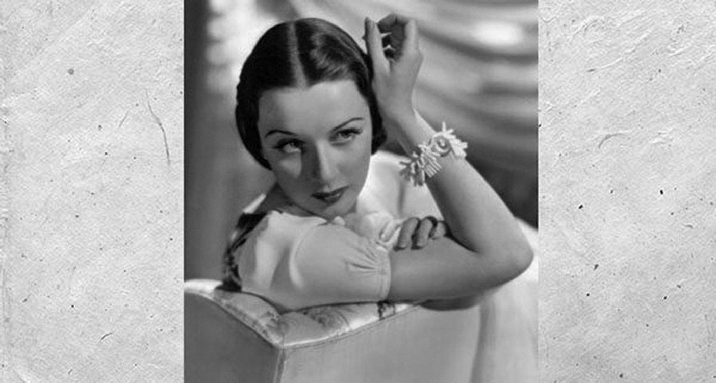 派翠西亞莫里森(Patricia Morison)於1939年。(Wikimedia Commons)