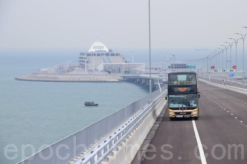 港珠澳大橋下周三正式通車 傳習近平主持開通儀式