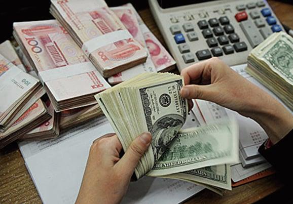 人民幣貶值未能減低大陸出口商壓力。(Getty Images)