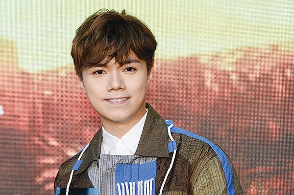 張敬軒(軒仔)稱:Kenny係好多人嘅青春,Kenny的演唱會對香港樂壇好重要。(宋碧龍╱大紀元)