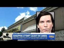 佛州男子企圖綁架少女 媽媽和休班警察急救