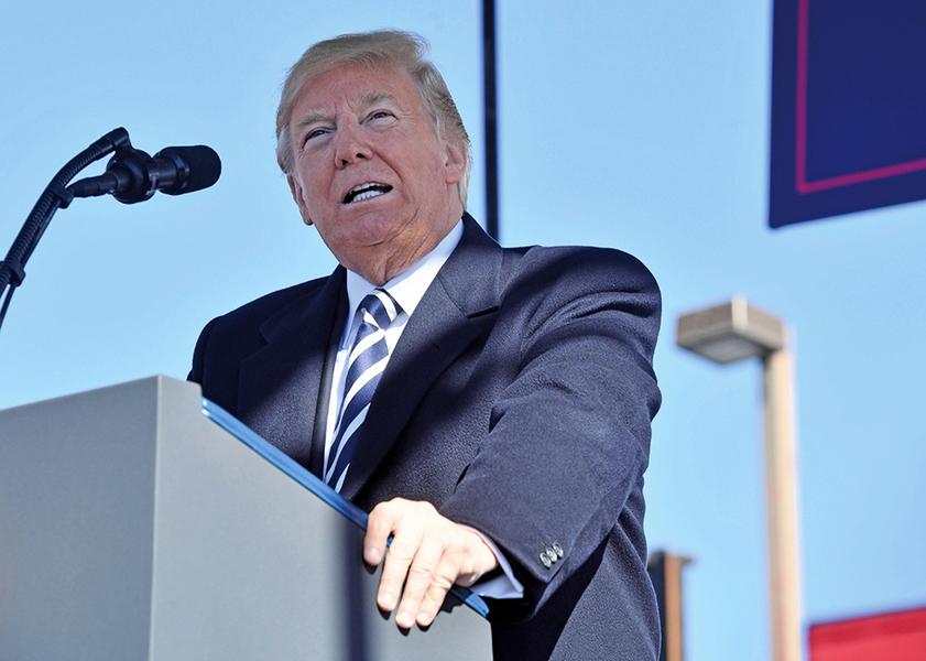 特朗普近日將再推中產階級減稅政策
