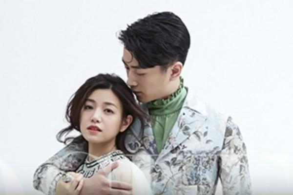 陳妍希甜蜜婚紗照曝光 陳曉:這是我太太