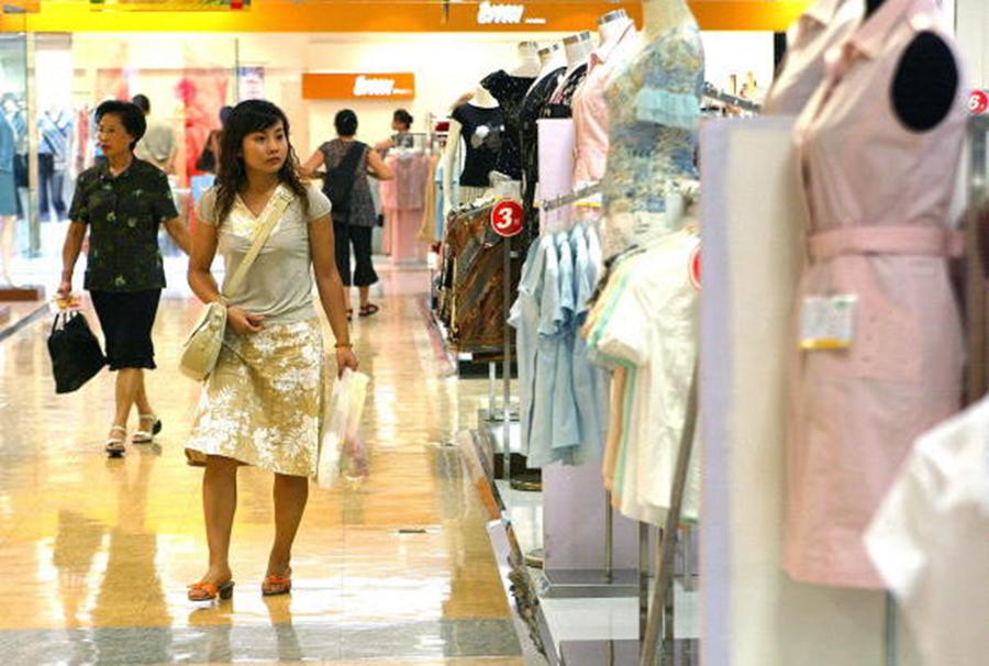 美中貿易戰不僅對中共治下的中國經濟造成打擊,促使工廠關閉,供應鏈部分轉移,也衝擊到中國消費者的荷包,可能導致消費降級。(Getty Images)