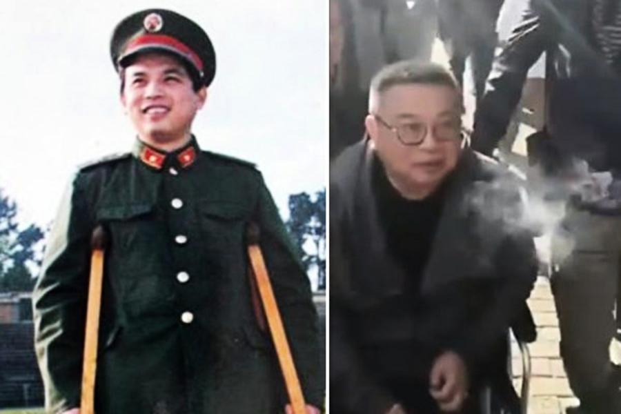 徐良曾涉娛樂場所命案 被軍隊關禁閉一年