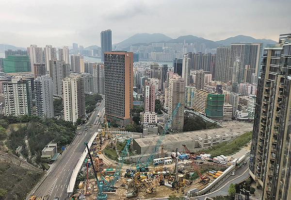華懋爆冷奪港鐵何文田二期
