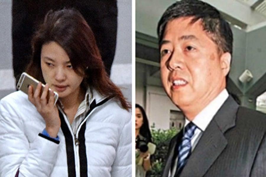 日前,中共央視女主持劉芳菲的丈夫、香港君怡酒店老闆劉希泳死亡案在天津宣判,九名吉林檢察官被判刑。(大紀元合成)