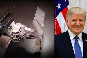 打造美國太空部隊 五角大樓向特朗普提六建議