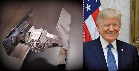 特朗普誓言在太空建主導地位
