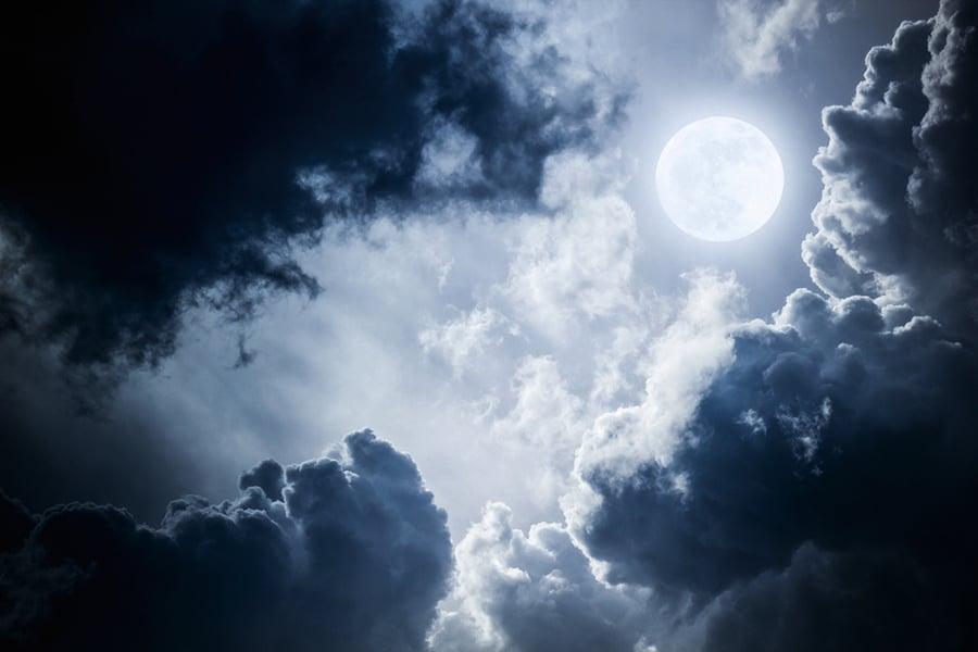 山寨版月球 光害恐惡化50倍