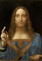 達文西眼睛斜視 帶來獨特藝術視角
