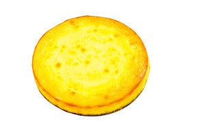 焗柑橘汁芝士蛋糕