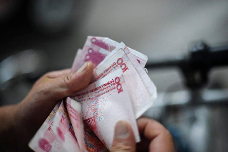 中國經濟發展下行,今年科技業的就業市場大減招。(AFP)