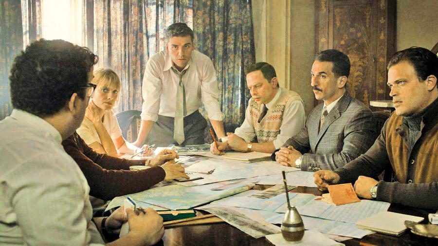 《納粹終章》追捕納粹 寫實的優質間諜片