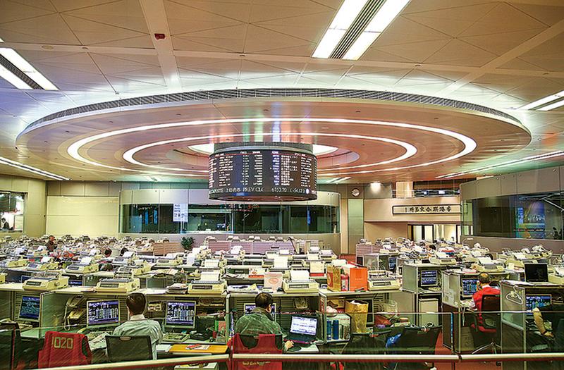 今日為本周最後交易日,市場仍會繼續關注美聯儲下周議息結果。(大紀元資料圖片)