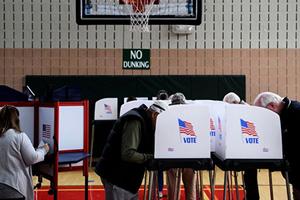 美國中期選舉 共和黨料可保住參議院控制權