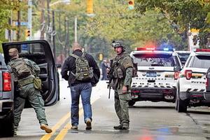 匹茲堡槍案 11人死亡 槍手被捕