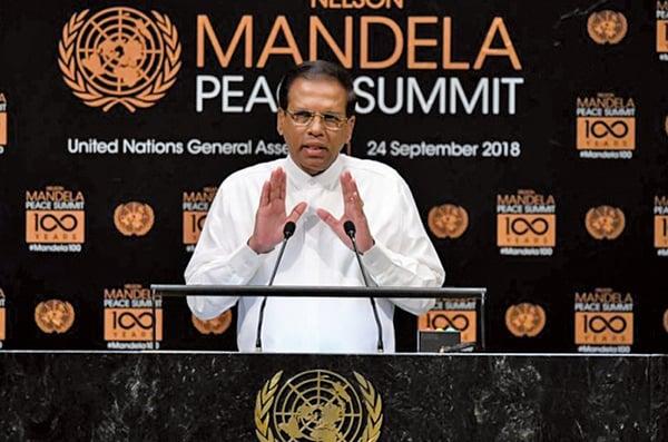 斯里蘭卡「政變」 兩總理爭位 議會暫休會