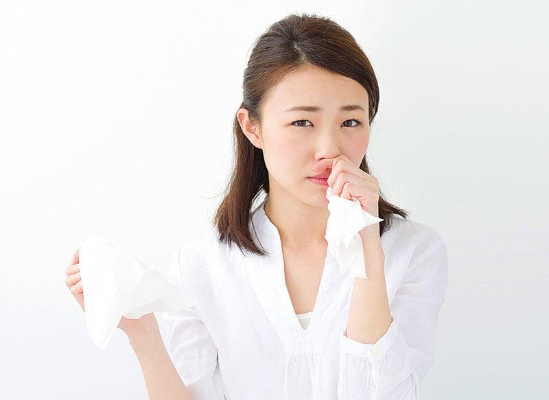 婦科調經用方 可治鼻血不止