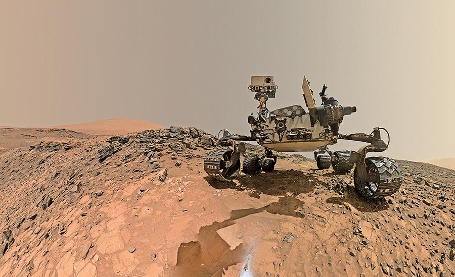 顛覆科學家認知 火星或有足夠氧氣維持生命