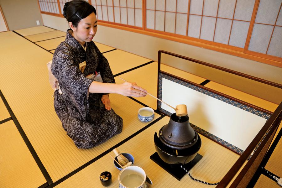 【茶文化】日本茶道: 以茶傳「道」