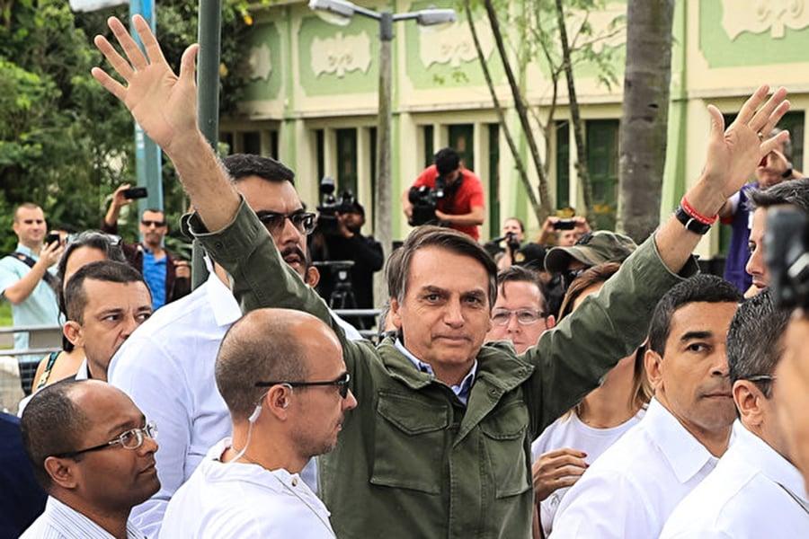 巴西總統大選 「巴西版特朗普」波索納洛獲勝