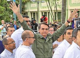 「巴西特朗普」獲總統寶座