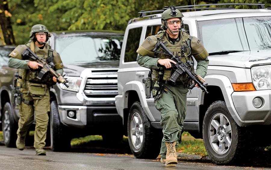 美猶太教堂槍手被控二十九罪