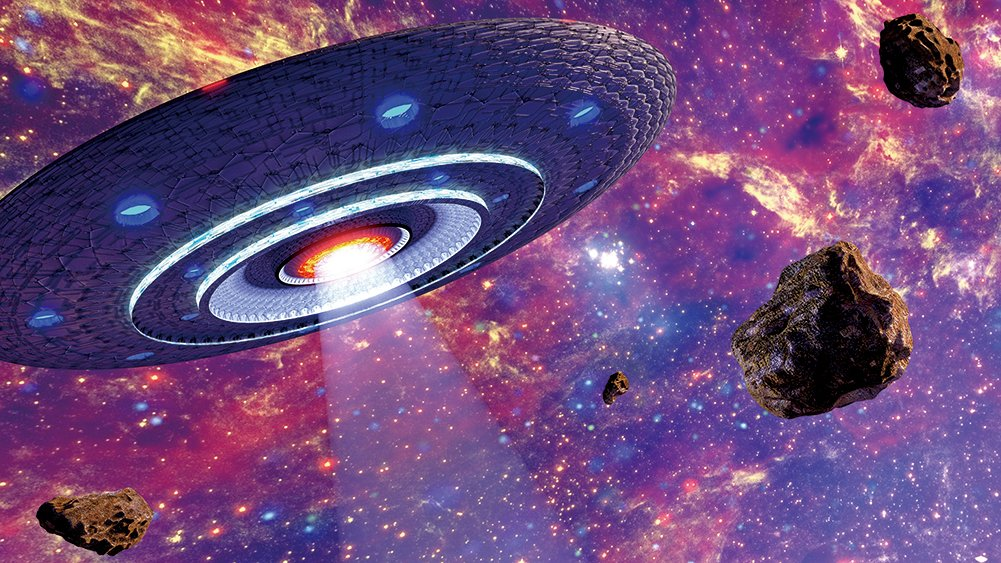研究:外星生命可能是紫色的