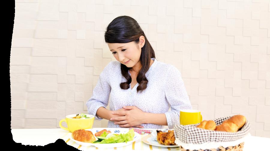 八種食物 會讓你「一肚子氣」